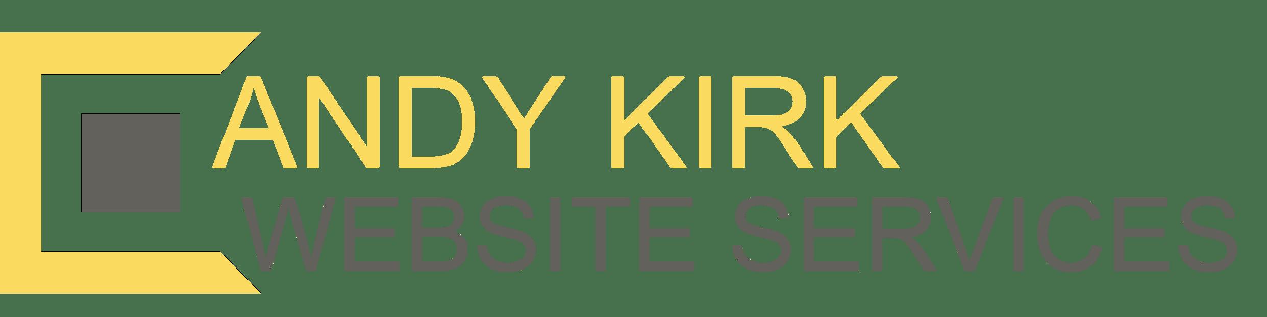 Andy Kirk Web Design